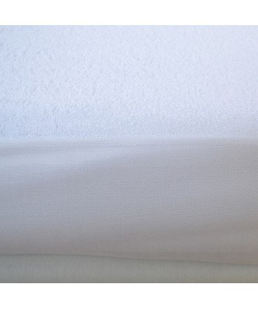 Imagen para 10XDIEZ Protector COLCHON Cuna - Medidas Protector Cuna - 60x120cm