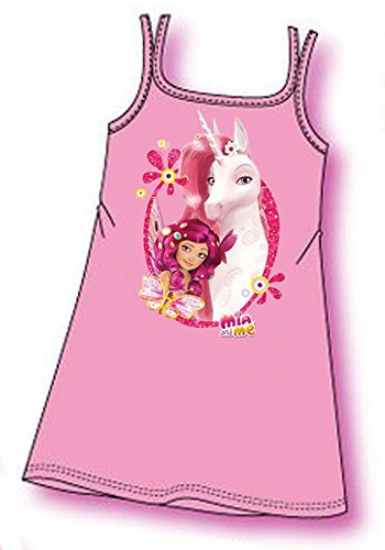 mia-and-me-girl-shirt-sleeveless-night-gift-boxed-official-product-new-oe7660-rose-pink-size3-years