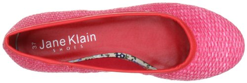 Jane Klain 221 671, Ballerine donna Rosso (Rot (Rot 501))