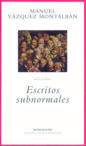 Escritos Subnormales