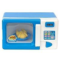 dontdo Kids Mini Furniture Toy,Simulation Sewing Washing Machine Fridge Fan Pretend Play Toy