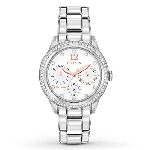 CITIZEN Watch with ECO DRIVE LADY FD2010-58A