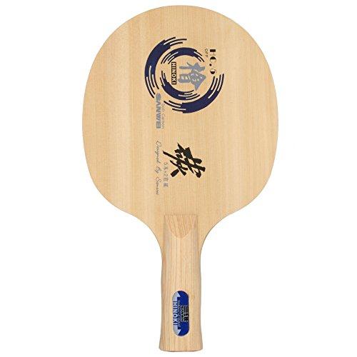SANWEI HC-5 HINOKI+SOFT-CARBON hochwertiges OFF Tischtennisholz (gerade)