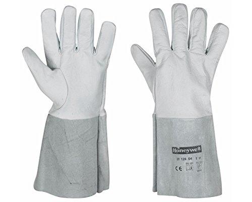 Preisvergleich Produktbild Honeywell Safety Schweißerhandschuh 2012804-11 Schutzhandschuh 3603835106007