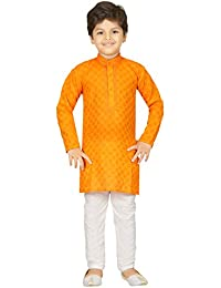 62c7ac0d2 Amazon.in: Oranges - Ethnic Wear / Boys: Clothing & Accessories