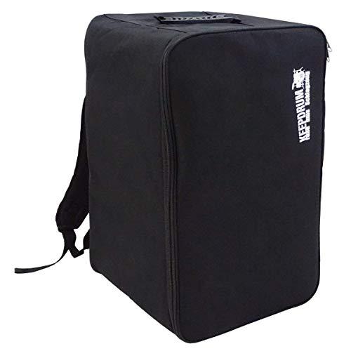 Keepdrum CB02 Cajon Rucksack-Tasche Backpack Cajontasche gepolstert