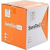 swiftpak 6520supatak Classic alta calidad–Cinta adhesiva de máquina, 48mm de ancho x 990M de longitud, transparente (6unidades)