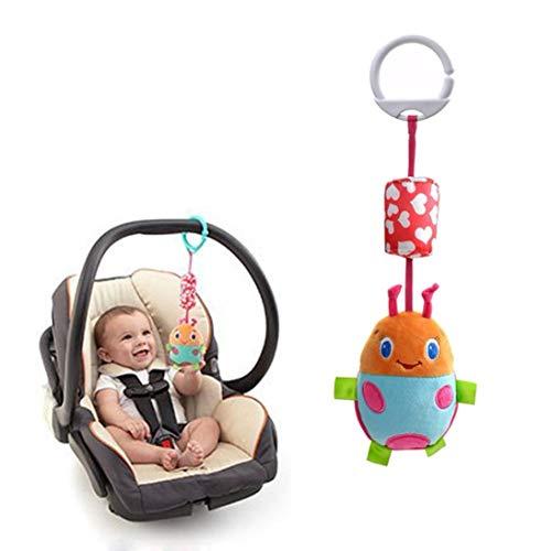 Coupon Matrix - Kid CM© toys Sale!! Animal Handbells Baby Stroller Hanging Bell Infant Baby Soft Plush CM© toys Rattles (c)