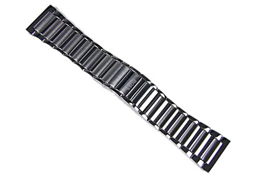 Hugo Boss Ersatzband Uhrenarmband aus Edelstahl - silberfarben 1512399