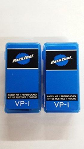 Park Tool Vp-1 Patch Kit 2 Pack by Park Tool (Park Tool-kit)
