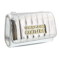 Versace Jeans Couture Womens Wallet, Silver - VVBPQA-71419-900