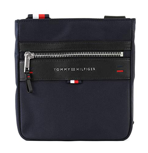 Tommy Hilfiger Elevated Mini Crossover, Sacs portés...