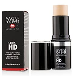 Make Up For Ever Ultra HD Invisible Cover Stick Foundation -  Y215 (Yellow Alabaster) 12.5g/0.44oz