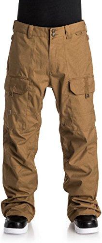 Pantaloni Snowboard Dc Code Dull Oro (Xl , Oro)