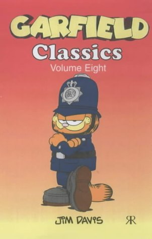 Garfield Classics: Vol 8 (Garfield Classic Collection) by Jim Davis (18-Oct-2001) Paperback