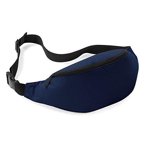 Bovake Unisex Tasche Reise Handy Wandern Sport Fanny Pack Taille Gürtel Reißverschluss Colour I