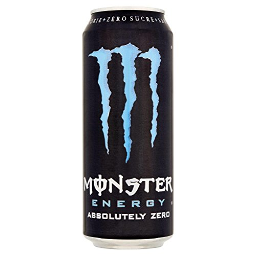 Monster Absolutely Zéro Canette 50 cl