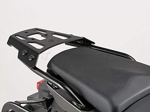 SW-MOTECH ALU-RACK Gepäckträger, Schwarz für Honda VFR 800 X Crossrunner (15-) -