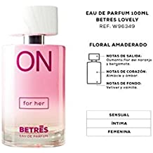 PERFUME ON - LOVELY - MUJER