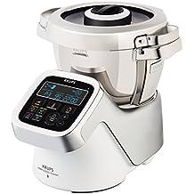 Krups IPrep & Cook XL Gourmet multifunción Robot de cocina con función de cocción y Bluetooth