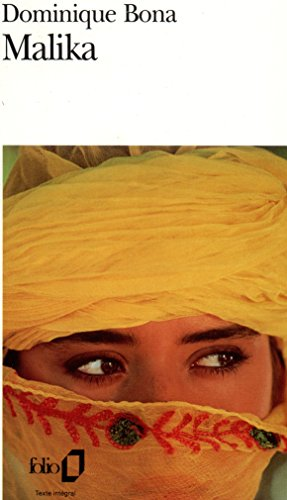 Malika - Prix Interallié 1992