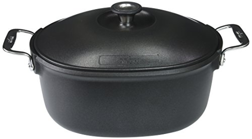 All-Clad 2100083285 Cookware Dutch Oven, Black All Clad Dutch Oven