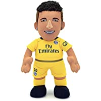Poupluche Neymar Jr (Plüschfigur) 25 cm - PSG Trikot Away 2017/18