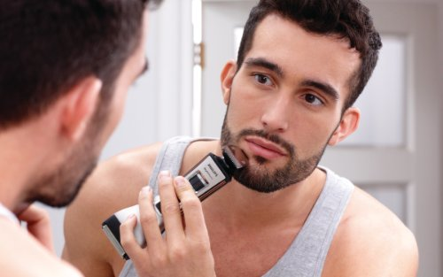Philips-Style-Shaver-QS614133-Dual-Ended-Shaver-and-Beard-Trimmer-for-Wet-and-Dry-Use