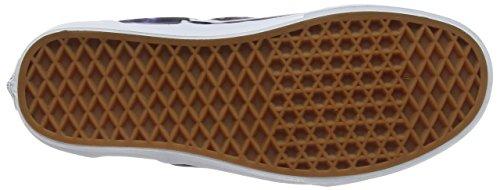 Vans Authentic, Sneakers Basses Mixte Adulte Multicolore (Flashing Lights/Black/True White)