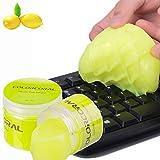 Pulizia Gel ColorCoral Universal Dust Keyboard Cleaner per PC Tablet Laptop Tastiere, Prese d'aria, Telecamere, Stampanti, Calcolatrici, Cellulari, Altoparlanti, Schermi e altre superfici