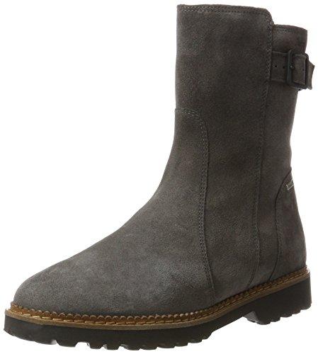 Sioux Velta-Tex-Wf, Damen Kurzschaft Stiefel, Grau (Asphalt), 38.5 EU (5.5 UK)