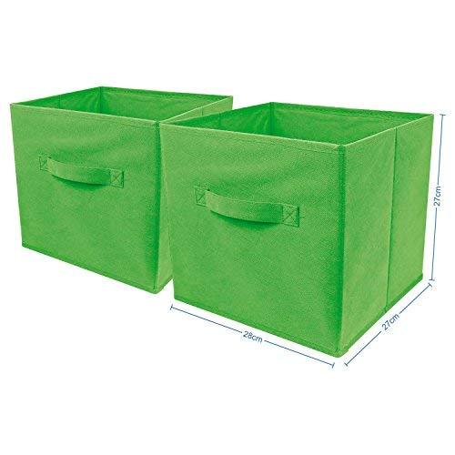 Top Home Solutions - Conjunto 2cajas almacenamiento