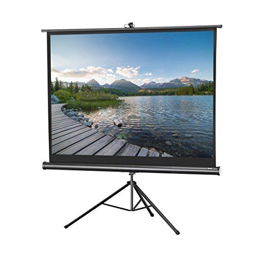 Preisvergleich Produktbild Projektionsleinwand mit Stativ Celexon Economy 158x 118cm