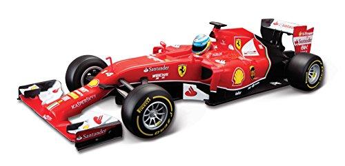 Maisto 581251 - 1:14 R/C Formel 1 Ferrari F14T (RTR), Alonso, Auto- und Verkehrsmodelle