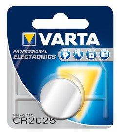 CR 2025 lithiumkat?: Accessoire réseau fixe/RNIS/piles