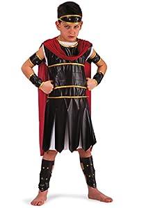 Carnival Toys-Disfraz Búlgaro máximo de sobre, Talla 6-7años, Multicolor, 004.68216
