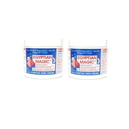 Egyptian Magic All Purpose Skin Cream,4 ounce by Egyptian Magic (Egyptian Magic Skin Cream)