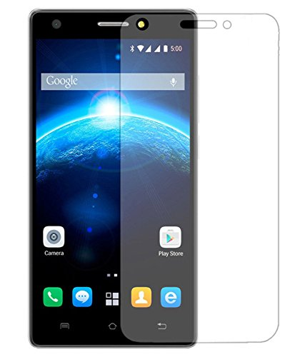 HYCOT + Lava Z 80 - QuaGlass 2.5D Curve Tempered Glass Screen Protector