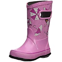 BOGS Rubber Waterproof Rain Boot Boys and Girls