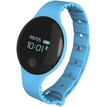 Relojes Inteligentes, Lananas 2020 Adolescentes Chicas Muchachos Bluetooth Pantalla táctil Electrónico Relojes Teenagers Smart Watches
