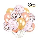 iZoeL Partydeko Luftballons 50Stck 12