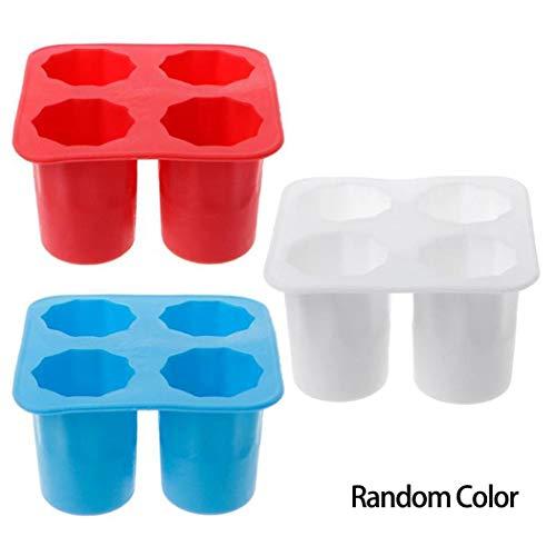 OIYINM77 Neue Küche Köche Kühlschrank PVC Tassen Form Schimmel Eisform Eisformen