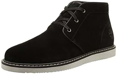 Timberland CA13HU M, Sneakers Hautes homme, Noir (Black), 40 EU