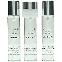 Chanel Allure Homme Sport Travel set Agua de toilette spray - 60 ml