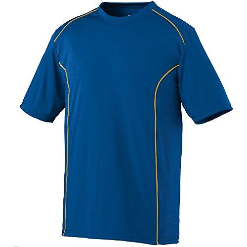 Augusta Herren Sportswear Winning Streak Crew Royal/Gold