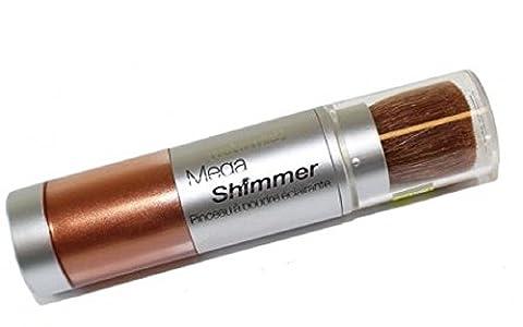 WET n Wild Mega Shimmer Illuminating Powder Brush - Bronze Glow 161