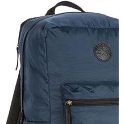 Mochila con cremallera horizontal Converse Chuck Taylor All Star 410943 447, azul