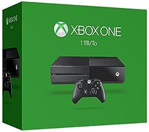 Xbox One 1 TB, Nero