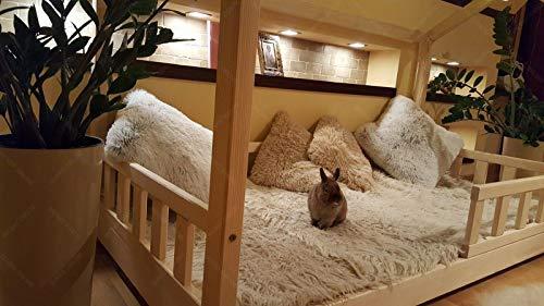 Zoom IMG-1 oliveo letto casetta per bambini