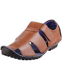 Mochi Men Leather Sandals (18-620)